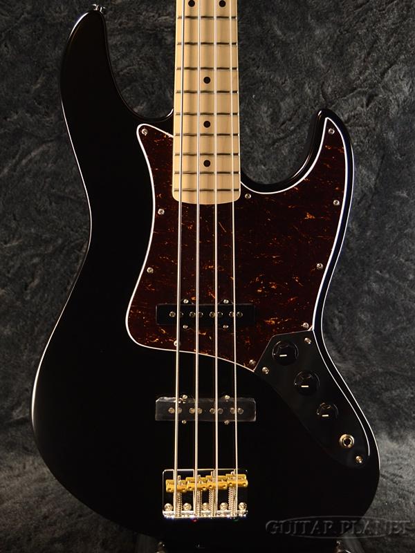 Greco WSB-STD Black/Maple 新品[グレコ][国産/日本製][Standard,スタンダード][ブラック,黒][Jazz Bass,JB,ジャズベースタイプ][Electric Bass,エレキベース]