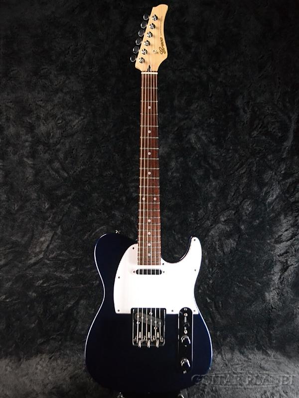 【ERNIE BALL4点セット付】Greco WST-STD Dark Metallic Blue/Rosewood 新品[グレコ][国産][ブルー,青][Telecaster,TL,テレキャスタータイプ][Electric Guitar,エレキギター]