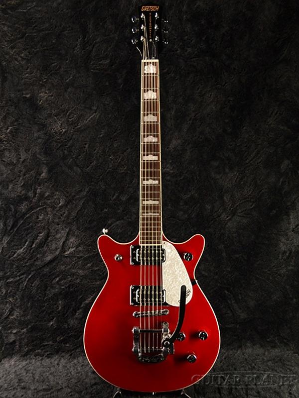 【アーニー弦3セット付】Gretsch Electromatic G5441T Double Jet with Bigsby 新品[グレッチ][エレクトロマチック][ダブルジェット][ビグズビー][Red,レッド,赤][Electric Guitar,エレキギター]
