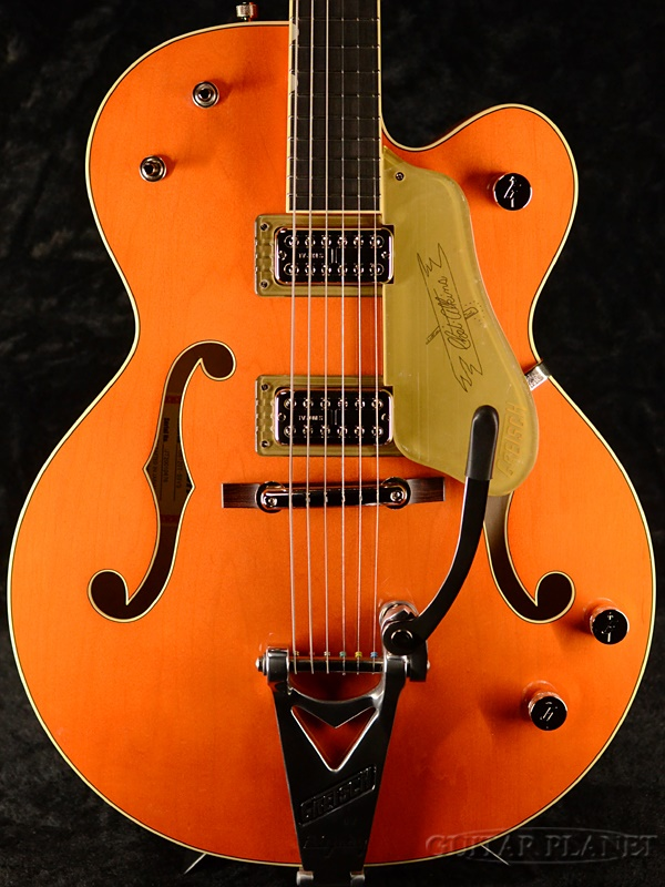 Gretsch G6120T-59 VS Vintage Select Edition '59 Chet Atkins -Western Orange Stain- 新品[グレッチ][チェットアトキンス][オレンジ][フルアコ][エレキギター,Electric Guitar]