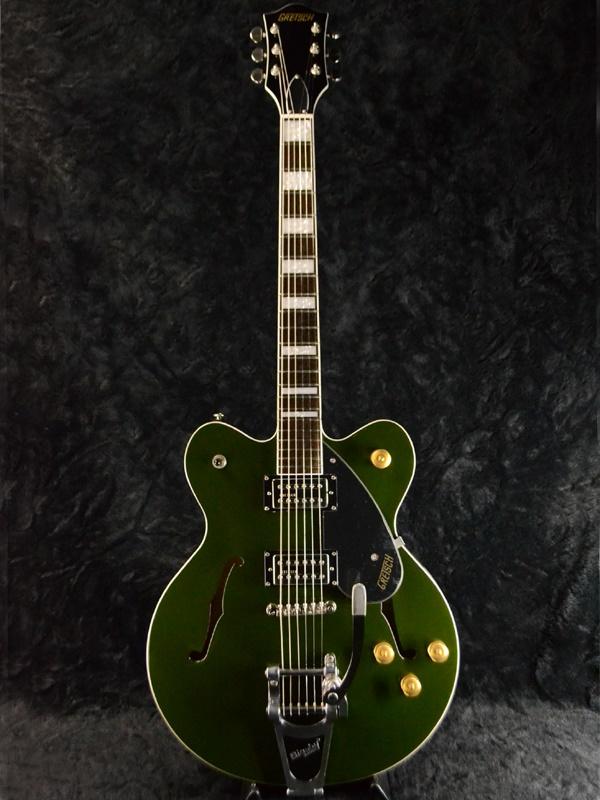Gretsch G2622T Streamliner Center Block with Bigsby Torino Green 新品[グレッチ][ストリームライナー][トリノグリーン,緑][セミアコ][Electric Guitar,エレキギター]