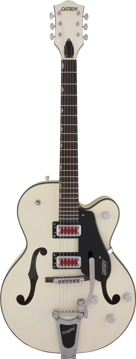 Gretsch G5410T EM Rat Rod Hollow Body -Matte Vintage White-新品[グレッチ][ビグスビー][ホワイト,白][Electric Guitar,エレキギター]
