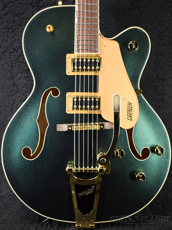 Gretsch G5420TG LTD Erectromatic Hollow Body with Bigsby -Cadillac Green- 新品[グレッチ][ビグスビー][グリーン,緑][Electric Guitar,エレキギター]