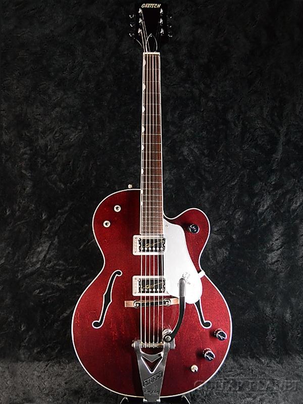 【70%OFF】 Gretsch G6119-1962HTL Chet Atkins Tennessee Rose -Burgundy Stain- 新品[グレッチ][テネシーローズ][Burgundy,バーガンディ,赤][フルアコ/ホロウ][エレキギター,Electric Guitar], リトルティース b0c3a7c6
