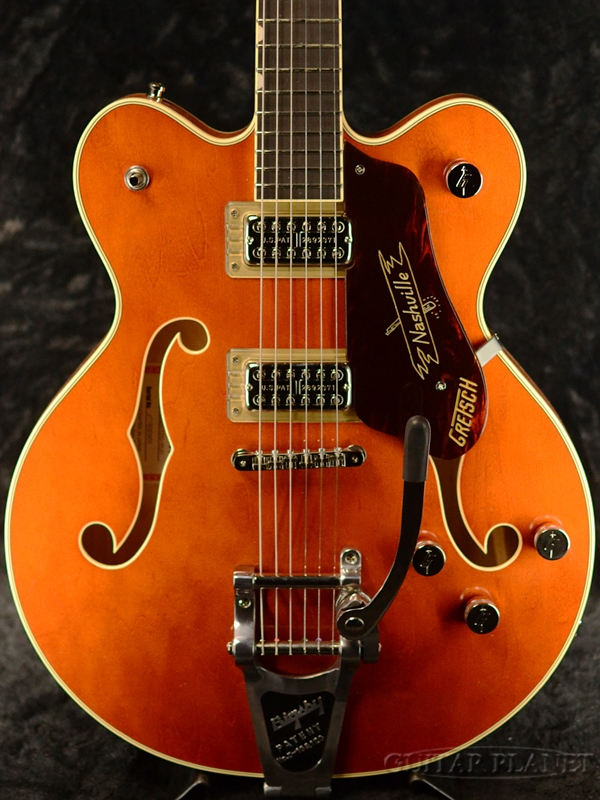 Gretsch G6620T Players Edition Nashville Center Block Double-Cut,-Round-Up Orange- 新品[グレッチ][ナッシュビル][Bigsby,ビグスビー][オレンジ][Electric Guitar,エレキギター]