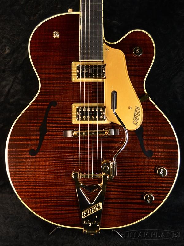 Gretsch G6122T-59 VS Vintage Select Edition '59 Chet Atkins Country Gentleman-Walnut Stain- 新品[グレッチ][チェット・アトキンス][ウォルナットステイン][フルアコ/セミアコ][Electric Guitar,エレキギター]