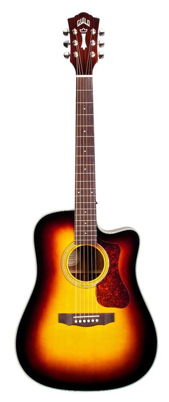 Guild D-140CE -The Westerly Collection- 新品 SB[ギルド][ピックアップ搭載][Sunburst,サンバースト][Electric Acoustic Guitar,アコースティックギター,エレアコ][D140CE]
