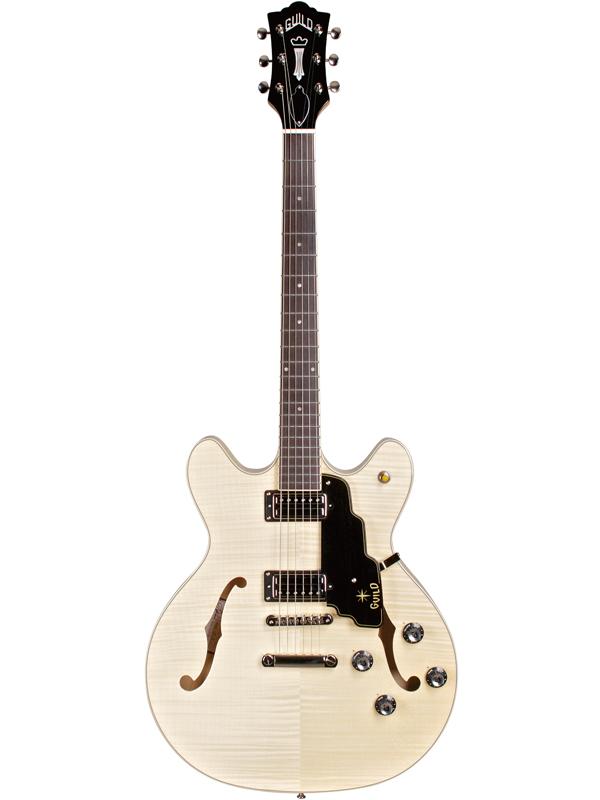 Guild STARFIRE 永遠の定番モデル 5%OFF IV ST Maple NAT 新品 ギルド Natural Acoustic ナチュラル エレキギター 木目 アコースティックギター エレアコ Guitar Electric