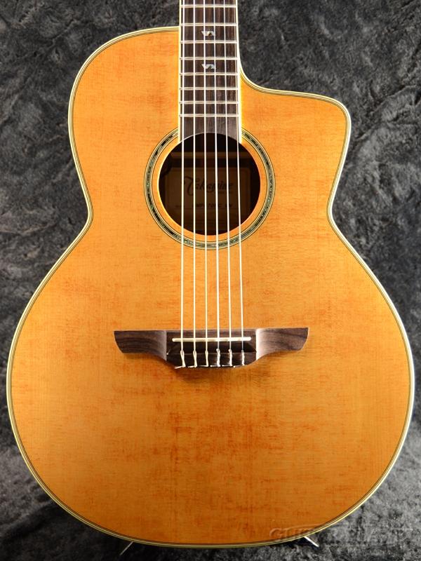 Takamine DMP670NC VN 新品[タカミネ][Natural,ナチュラル][クラシックギター,エレガット,Classic Guitar]