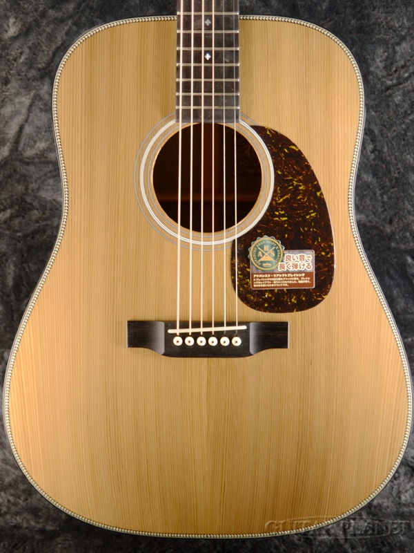 Headway Aska Team Build HD-115 JINDAI A,N/ATB #A02146 新品[ヘッドウェイ][国産][Natural,ナチュラル][Acoustic Guitar,アコースティックギター,アコギ,Folk Guitar,フォークギター]