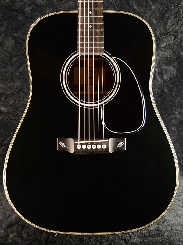 【限定生産品】Headway Aska Team Build HD-Black Eagle 新品[ヘッドウェイ][国産][黒][ブラックイーグル][Acoustic Guitar,アコースティックギター,アコギ,Folk Guitar,フォークギター]