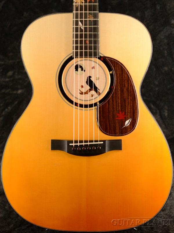 【限定生産品】Headway Aska Team Build HF-Autumn Leaves 19 A,S/ATB 新品[ヘッドウェイ][イーグル][Natural,ナチュラル][Acoustic Guitar,アコギ,アコースティックギター,Folk Guitar,フォークギター]