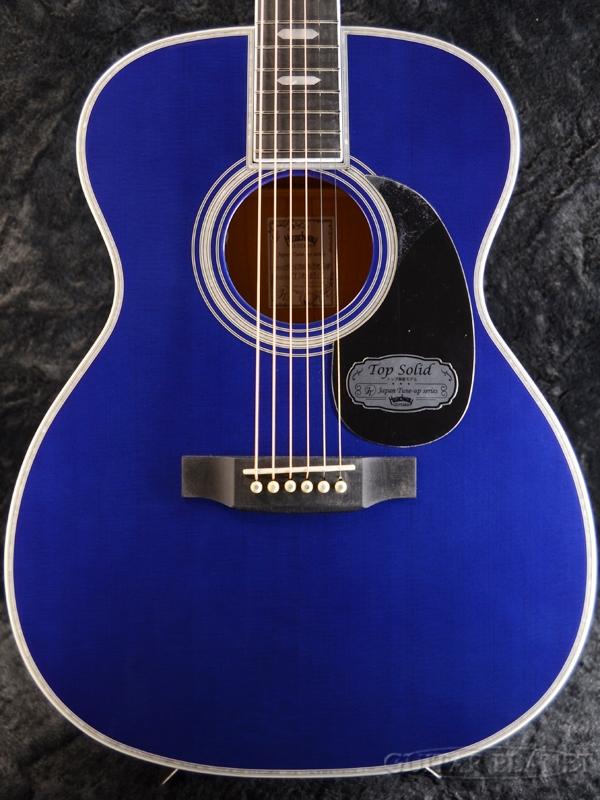 【数量限定!スペシャルノベルティ付属!】Headway Japan Tune-Up Series HF-V150SE/FM 新品[ヘッドウェイ][ジャパンチューン][トランスディープブルー,青][Acoustic Guitar,アコギ,アコースティックギター,Folk Guitar,フォークギター]