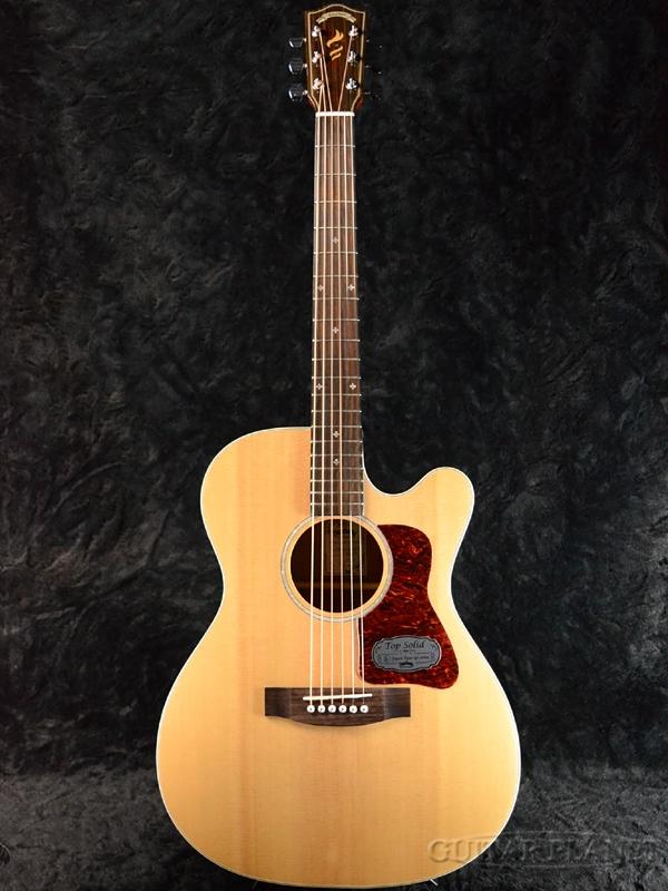 Headway Japan Tune-Up Series HOC-580SE NA 新品[ヘッドウェイ][Spruce,スプルース][Natural,ナチュラル][Acoustic Guitar,アコースティックギター,アコギ,Folk Guitar,フォークギター]