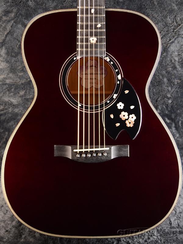 【限定13本!!】Headway Aska Team Build HOM-YOZAKURA'19 D,A,S/ATB ~Yozakura Black~ 新品[ヘッドウェイ][国産/日本製][桜,サクラ][夜桜ブラック][Acoustic Guitar,アコースティックギター,アコギ,Folk Guitar,フォークギター]