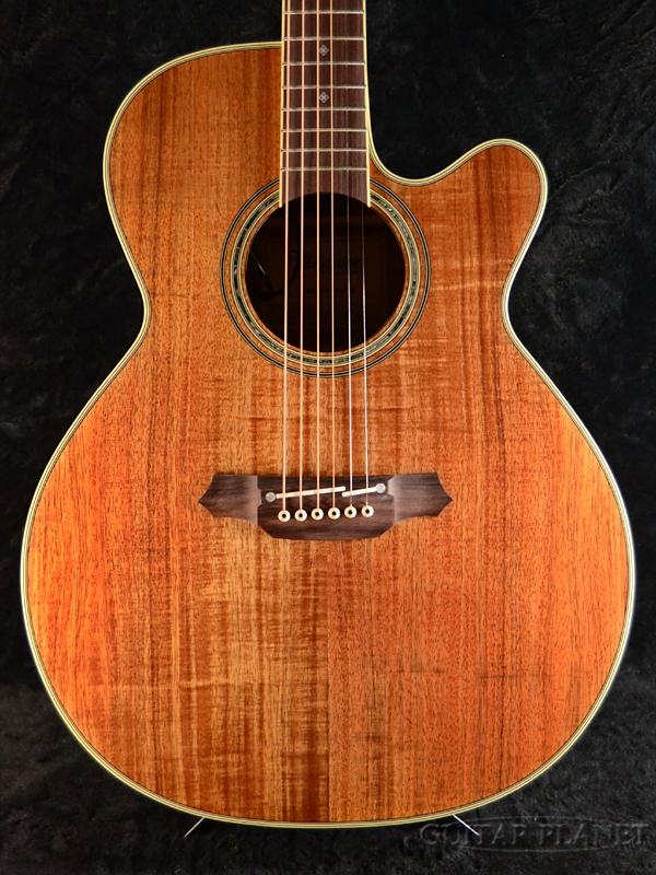【真空管プリアンプ搭載!】Takamine TDP 531 KC[タカミネ][国産][Natural,ナチュラル][Electric Acoustic Guitar,アコースティックギター,エレアコ]