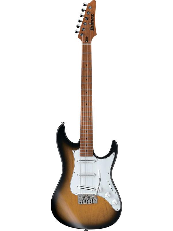 Ibanez Prestige ~Andy Timmons Signature~ ATZ100 -SBT(Sunburst Flat)- 新品[アイバニーズ][アンディ・ティモンズ][Stratocaster,ストラトキャスタータイプ][Electric Guitar,エレキギター]