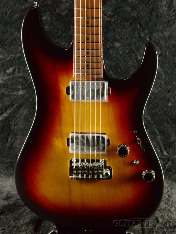 Ibanez Prestige AZ2202A -TFB Tri Fade Burst- 新品[アイバニーズ][国産][トライフェイドバースト,Sunburst,サンバースト][Electric Guitar,エレキギター]