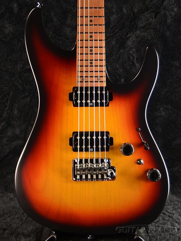 【2018 NEW Model!!】Ibanez Prestige AZ2402 -TFF- Made In Japan 新品[アイバニーズ][国産][サンバースト][Stratocaster,ストラトキャスタータイプ][Electric Guitar,エレキギター]