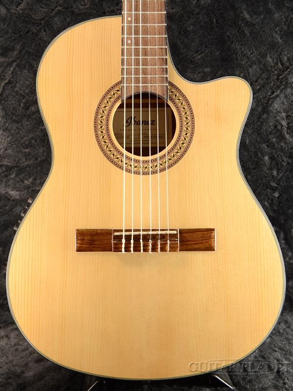 Ibanez GA30TCE NT 新品[アイバニーズ][エレガット][Acoustic Guitar,アコギ,アコースティックギター,Classic Guitar,クラシックギター]