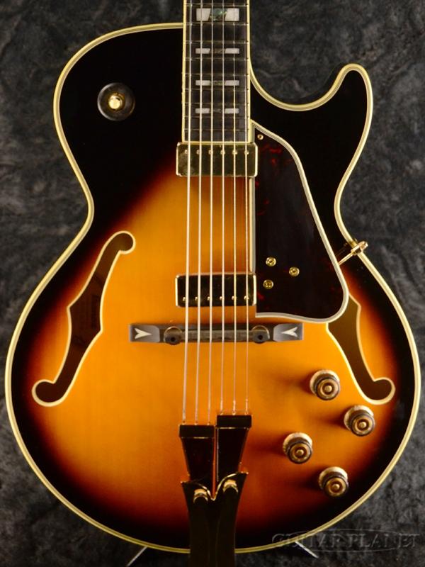 Ibanez GB10SE -BS (Brown Sunburst)- 新品[アイバニーズ][国産][ジョージベンソン][ブラウンサンバースト][フルアコ][エレキギター,Electric Guitar]