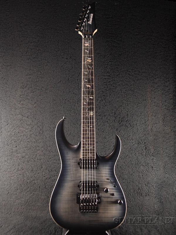 Ibanez j.custom RGA8420 BTF -Black Rutile Flat- 新品[アイバニーズ][Jカスタム][RGシリーズ][ブラックルチルフラット][Electric Guitar,エレキギター]