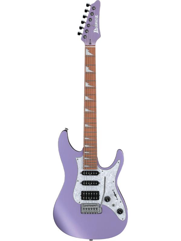 Ibanez Premium ~Mario Camarena (Chon) Signature~ MAR10 -LMM(Lavender Metallic Matte)- 新品[アイバニーズ][Perple,パープル,紫][Stratocaster,ストラトキャスタータイプ][Electric Guitar,エレキギター]