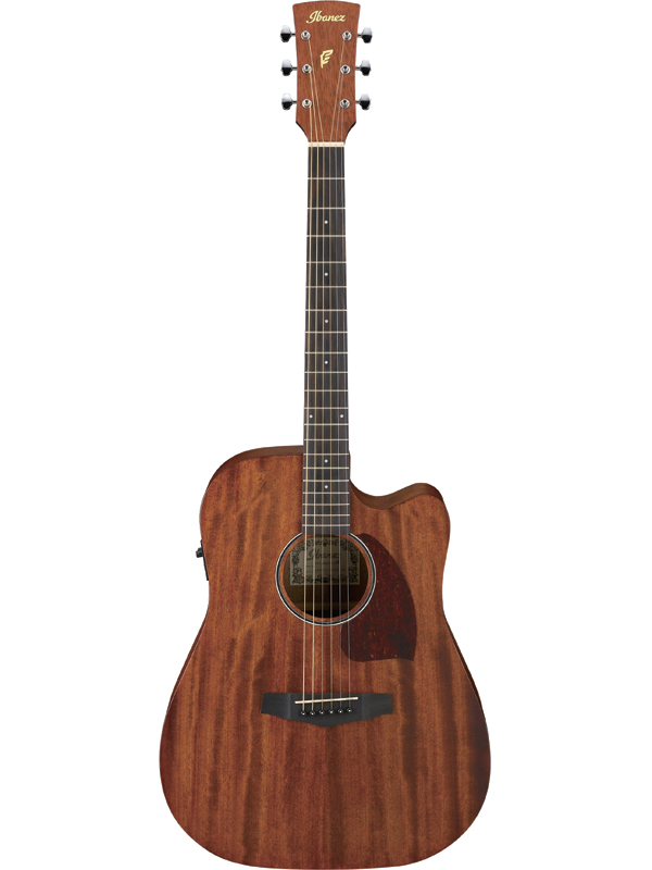 Ibanez PERFORMANCE SERIES PF12MHCE -OPN(Open Pore Natural)- 新品[アイバニーズ][ナチュラル][Electric Acoustic Guitar,エレアコ,エレクトリックアコースティックギター,フォークギター,Folk Guitar]