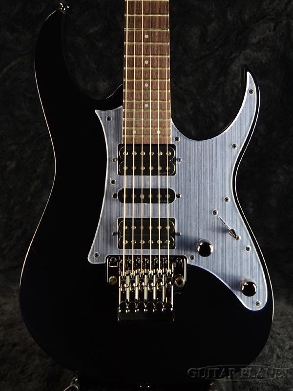 Ibanez Prestige RG2550ZA Mystic Night Metallic 新品[アイバニーズ][RGシリーズ][プレステージ][Black,ブラック,黒][Stratocaster,ストラトキャスタータイプ][Electric Guitar,エレキギター]