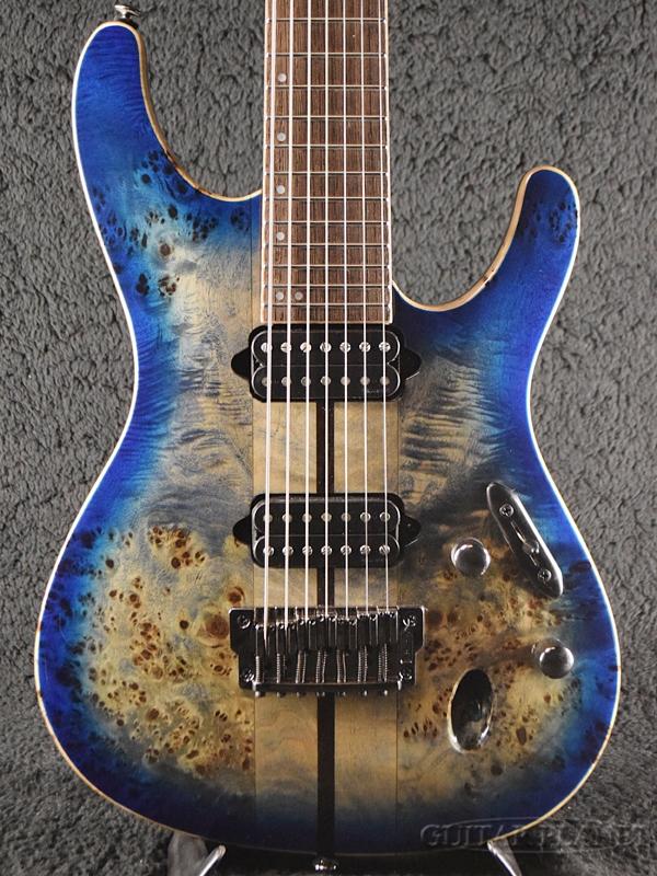 Ibanez Premium Series S1027PBZ-CLB 新品[アイバニーズ][ブルー,青][Stratocaster,ストラトキャスタータイプ][Electric Guitar,エレキギター]