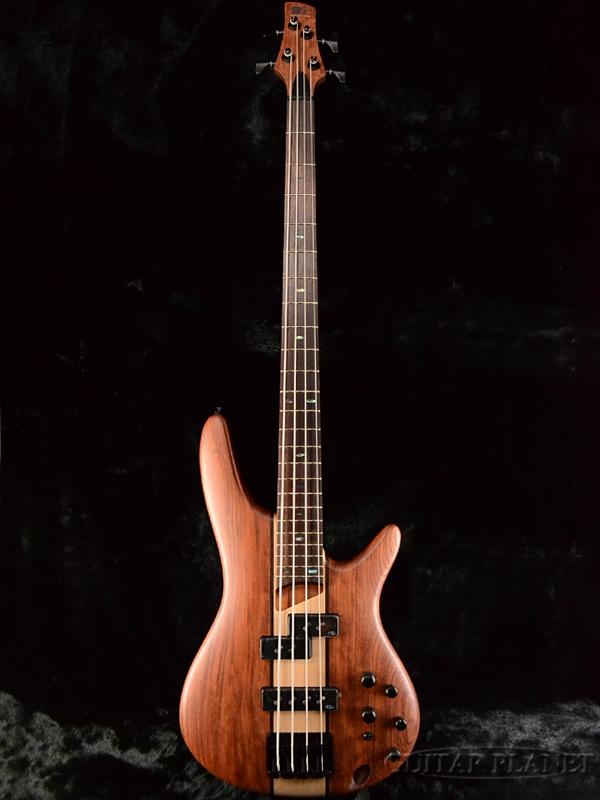 Ibanez SR750-NTF Natural Flat 新品[アイバニーズ][ナチュラル][Electric Bass,エレキベース]