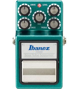 Ibanez TS9B Bass Tube Screamer 新品 ベース用オーバードライブ[アイバニーズ][チューブスクリーマー][Overdrive][Effector,エフェクター][TS-9B]