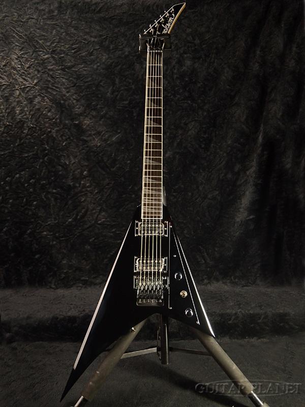 Jackson Randy Rhoads Pro Gloss Black 新品[ジャクソン][ブラック,黒][ランディーローズ,ランディV][プロ][エレキギター,Electric Guitar]