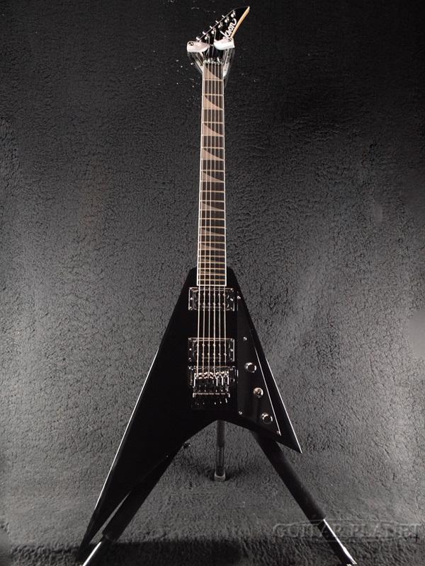 Jackson Pro Series RR -Gloss Black- 新品[ジャクソン][プロシリーズ][Randy V,ランディV][グロスブラック,黒][Electric Guitar,エレキギター]