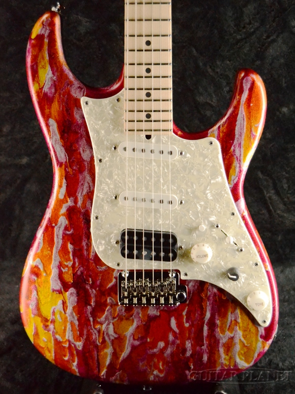James Tyler Studio Elite HD -Fire Shmear- 新品[ジェームス・タイラー][スタジオエリート][Stratocaster,ストラトキャスタータイプ][Electric Guitar,エレキギター]