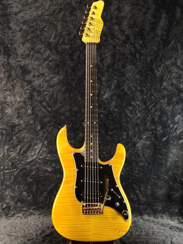 James Tyler Japan Studio Elite HD -Amber/5A Flame Maple Top- 新品[ジェームス・タイラー][スタジオエリート][アンバー][Stratocaster,ストラトキャスタータイプ][Electric Guitar,エレキギター]
