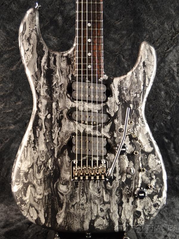 【当店カスタムオーダー品】James Tyler Studio Elite -Black Shmear-【フルスペック+トーン】新品[ジェームス・タイラー][スタジオエリート][ブラック,黒][Stratocaster,ストラトキャスタータイプ][Electric Guitar,エレキギター]