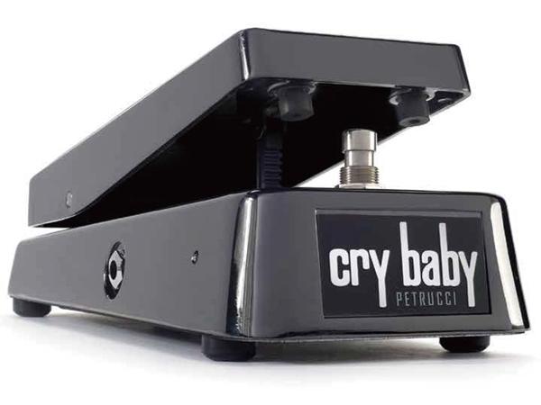 Jim Dunlop JP95 John Petrucci Signature Cry Baby Wah 新品[ジムダンロップ][ジョンペトルーシ,Dream Theater,ドリームシアター][クライベイビー][ワウペダル][Effector,エフェクター][JP-95][動画]