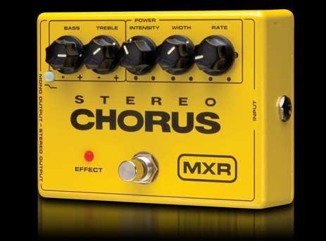 MXR STEREO CHORUS M-134 新品[ステレオコーラス][エフェクター,Effector]_mdl