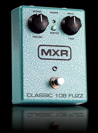 MXR CLASSIC 108 FUZZ M-173 新品[ファズ][エフェクター,Effector]_hzm