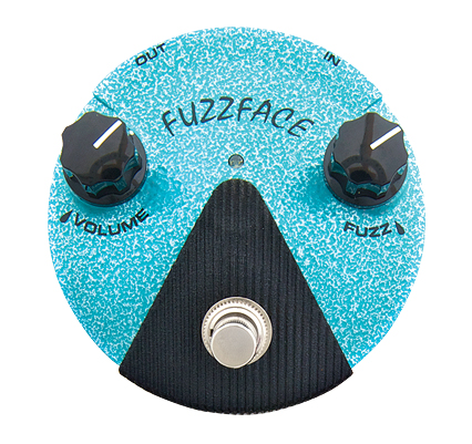 Jim Dunlop Fuzz Face Mini Hendrix FFM3 新品 ファズ [ジムダンロップ][ミニ][ファズフェイス][Jimi Hendrix,ジミヘンドリックス][ファズ][エフェクター,Effector]