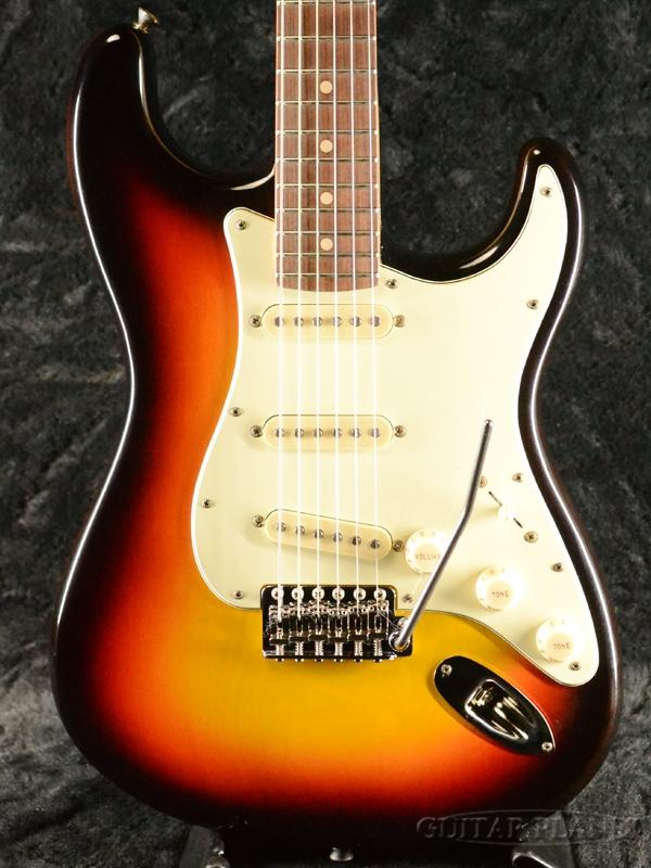 JWB Guitars JWB-S -3 Tone Sunburst- 新品[J.W.Black,ブラック][Stratocaster,ストラトキャスタータイプ][サンバースト][Electric Guitar,エレキギター]