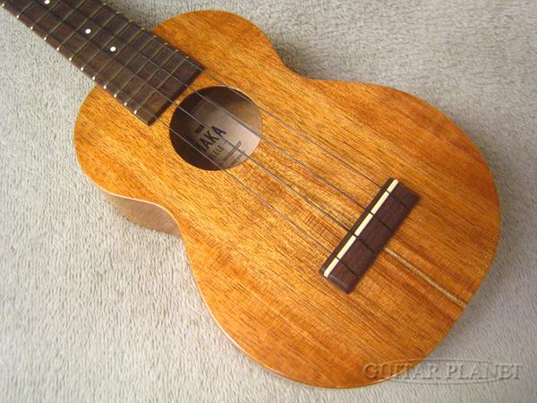 Kamaka HF-1 Soprano #190043 新品 ソプラノウクレレ[カマカ][Hawaiian Koa,ハワイアンコア][Soprano Ukulele]