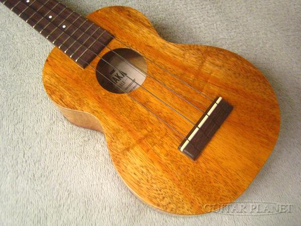 Kamaka HF-1 Soprano #192277 新品 ソプラノウクレレ[カマカ][Hawaiian Koa,ハワイアンコア][Soprano Ukulele]