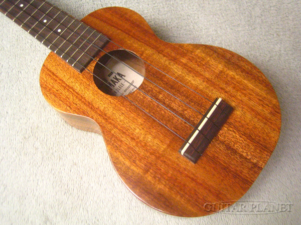 Kamaka HF-1 Soprano #192278 新品 ソプラノウクレレ[カマカ][Hawaiian Koa,ハワイアンコア][Soprano Ukulele]
