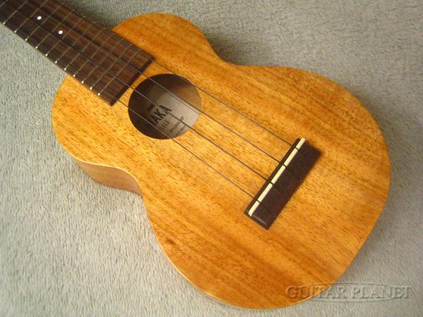 Kamaka HF-1L Soprano Long Neck #192294 新品 ソプラノウクレレ[カマカ][Hawaiian Koa,ハワイアンコア][ロングネック][Soprano Ukulele]