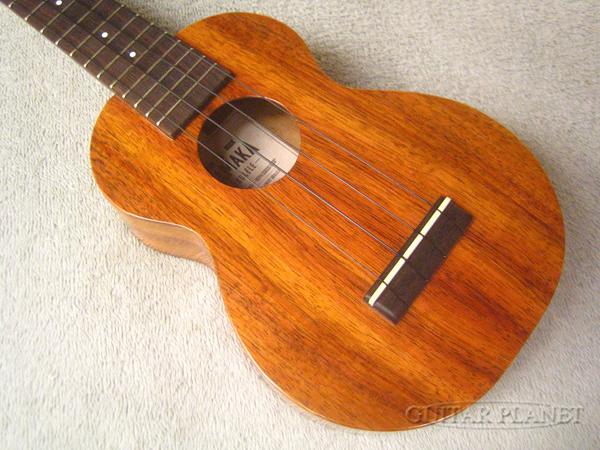 Kamaka HF-1 Soprano #192279 新品 ソプラノウクレレ[カマカ][Hawaiian Koa,ハワイアンコア][Soprano Ukulele]