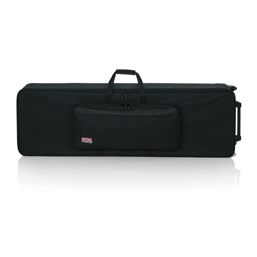 GATOR GK-88 軽量キーボードケース 88鍵用 新品 キャスター/ハンドル付[ゲーター][Keyboard Case]