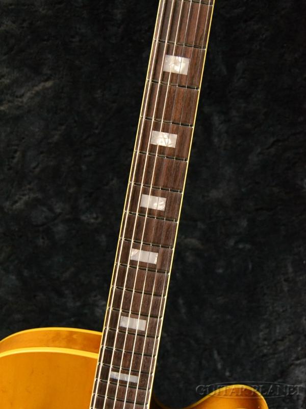 KINGSNAKEDetroitOne-AmberNatural-新品[キングスネーク][デトロイトワン][ナチュラル][セミアコ/フルアコ][ElectricGuitar,エレキギター]