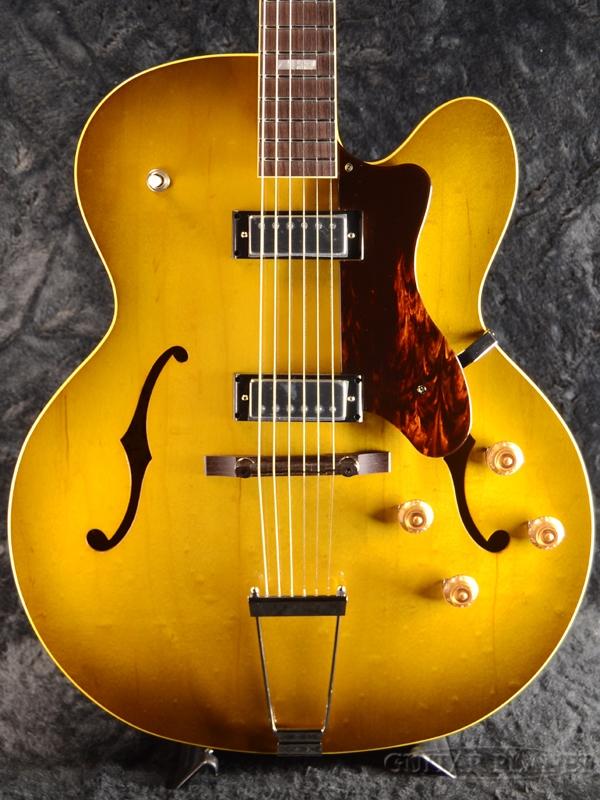 KING SNAKE Detroit One''Snake Oil Burst'' 新品[キングスネーク][デトロイトワン][スネークオイルバースト][セミアコ/フルアコ][Electric Guitar,エレキギター]